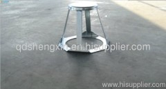Metal stools for garden (galvanized)GB002