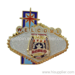 metal custom decorative Lapel Pins