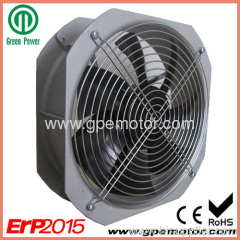 Telecom cabinet Energy saving DC Axial Fan 48V speed control
