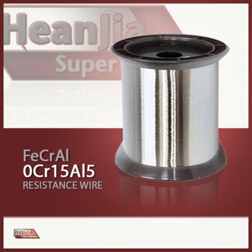FeCrAl Heating Alloy 0Cr25Al5 Wire