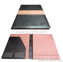 2013 hot sale pu leather organizers