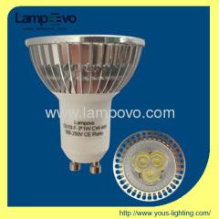 GU10 LED HIGH POWER SPOTLIGHT 3*1W