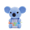 3D koala bear shaped eraser