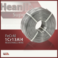 FeCrAl Heating Alloy 1Cr13Al4 Alloy Wire