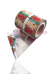 Foil Teabag Outer Packaging