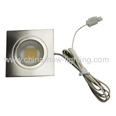 COB Downlight with 1pc chip