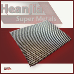 FeCrAl 0Cr13Al4 Electric Heating Wire Mesh
