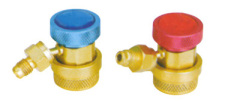 Refrigeration Quick Coupler QC-LA QC-HA