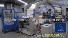 hot melt adhesive coating and laminating machine