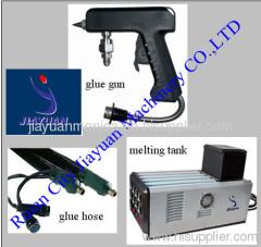 hot melt adhesive spraying machine/coater/melter