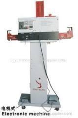 hot melt adhesive spraying machine