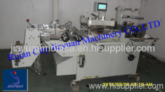 automatic die cutting machine for adhesive paper