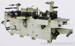 roll to roll or sheet die cutting machine