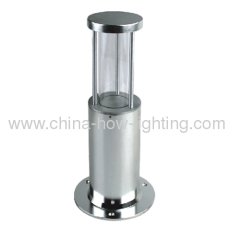 LED Garden Lamp IP44 with Glass Topper & Cree XP Chip
