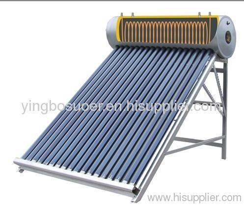 Vacuum Tube Solar Water Heater3