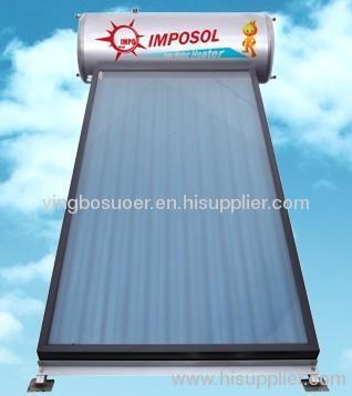 Flat Plate Solar Water Heater5
