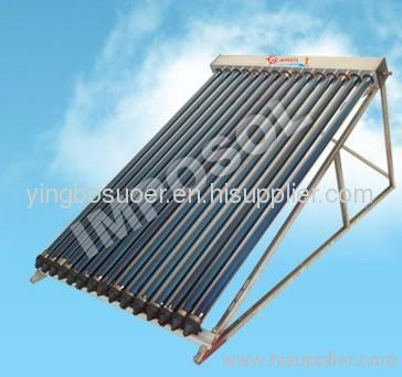Heat Pipe Solar Collector (Stainless Steel)