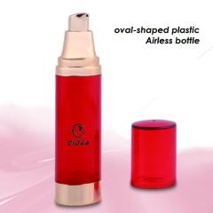 50ml plastic bottles oval