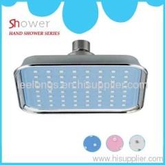 SH-3235 bathroom abs showerhead plastic shower head