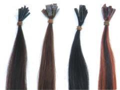 HAIR EXTENSION REMY HAIR KERATIN PRE-BONDED HAIR