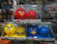 Angry bird car fragrance