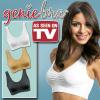 Seamless underwear genie bra
