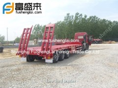 china low bed trailer