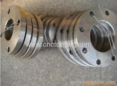 Mahined Flange parts