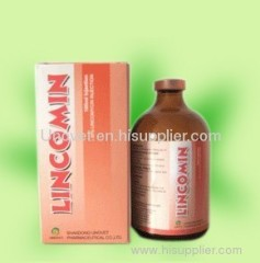 Lincomycin injection 30%
