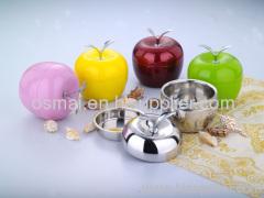 Fashion Apple Bowl 1