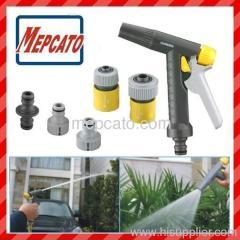 adjustable plastic garden water spray gun