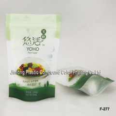 free-standing packaging bag for food