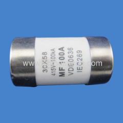 porcelain cylingrical fuse link china