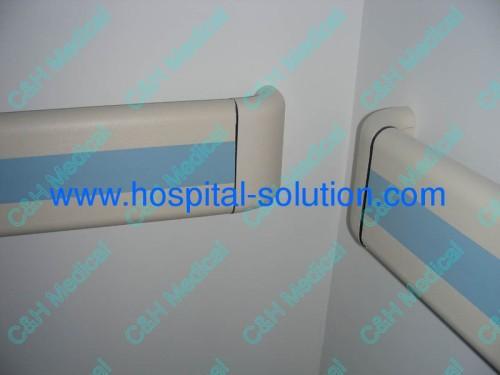 Hospital Corridor Wall Mount Medical Handrails Ch Vhl 140l
