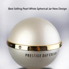 15ml 30ml 50ml Diamond Acrylic Ball Shape Cream Jar