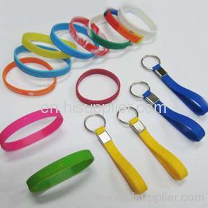 colorful Children's Silicone Wristbands