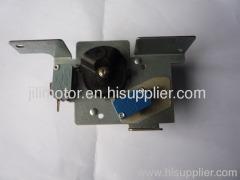 oven door lock switch