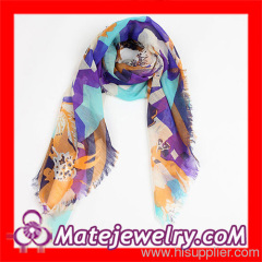 Printing Large Square Scarves Cheap