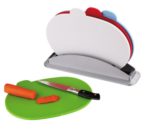 plasitc chopping board with ABS base