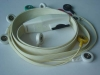 Mortara Holter ECG Patient cable-NEC Holter ECG cable-MGY Holter ECG cable and leads