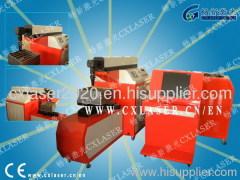Mini machine steel tube laser cutter machine price with CE&FDA approval