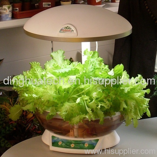 Hydroponics grow light farm from china manufacturer for Growing plants with fish