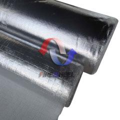Aluminum Laminated Fiberglass Fabric