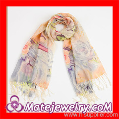Winter Wool Scarf Pashmina