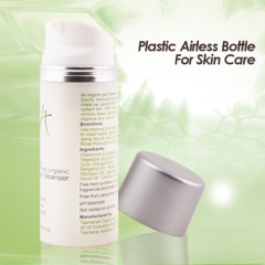 30ml 50ml 80ml 120ml Airless lotion Bottles for filling