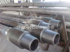 drill stem for non dig drill