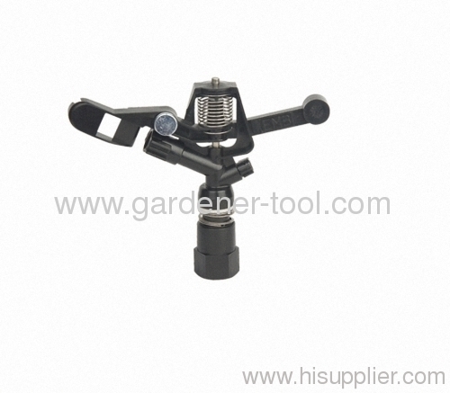 plastic irrigation full circle impact impulse sprinkler