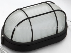 LED BULKHEAD LAMP WITH PC COVER