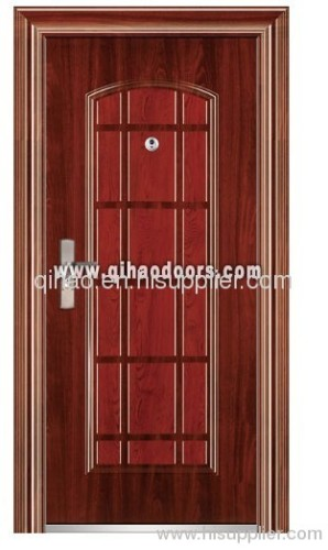 Modern front door design from china manufacturer for Modern single front door designs for houses