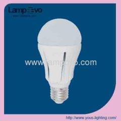 Dimmable LED bulb light E27 10W Aluminum